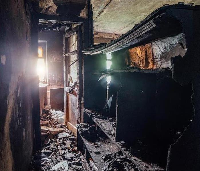 Why SERVPRO How to Navigate Fire Damage Restoration After a Fire in Your Chicago Home