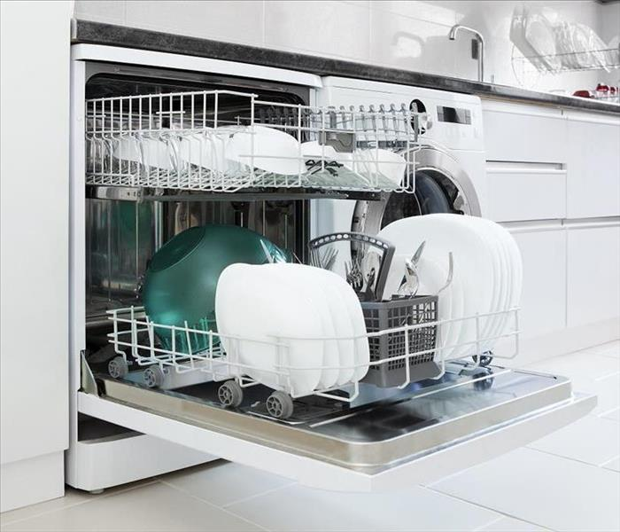 Water Damage Preventing Water Damage from a Failing Dishwasher in Chicago