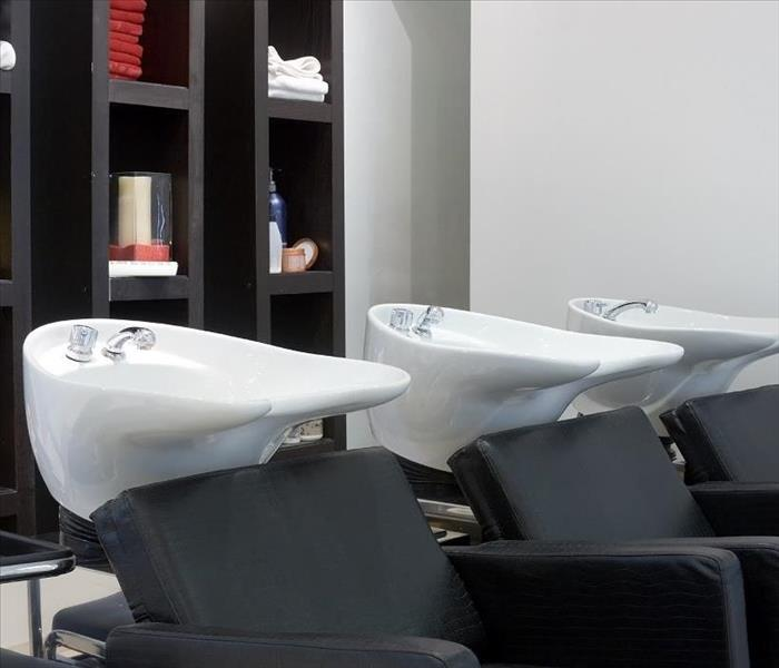 Commercial Saving Your Beauty Salon from Commercial Water Damage in Chicago