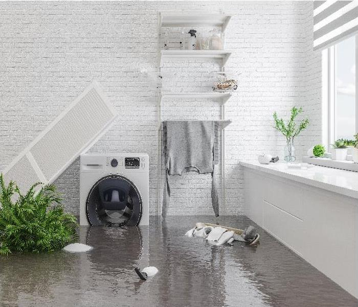 flooding in home