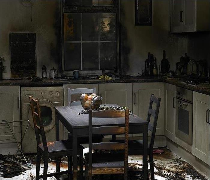 Why SERVPRO Get The Assistance You Deserve When Dealing With Fire Damage In Your Chicago Area Home